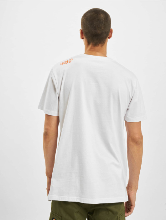 Mister Tee Camiseta Pizza Slice blanco