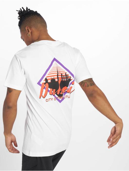 Mister Tee Camiseta City Of The Future blanco
