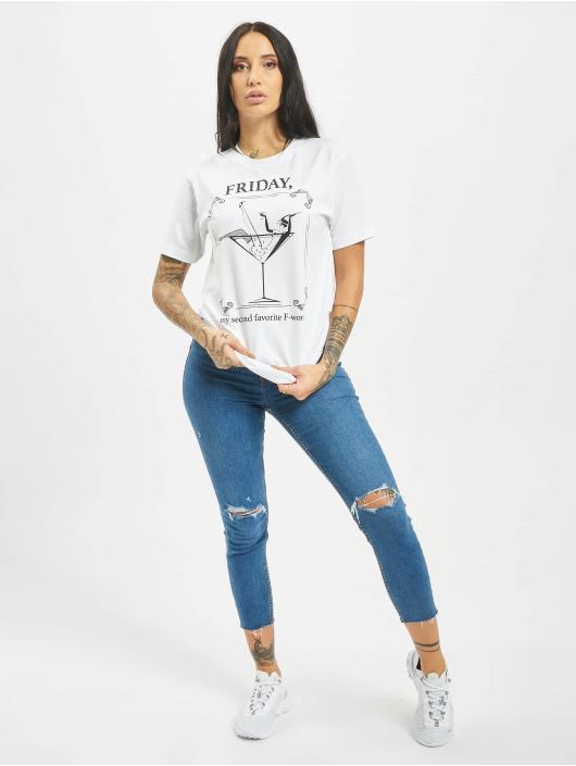 Mister Tee Camiseta F-Word blanco