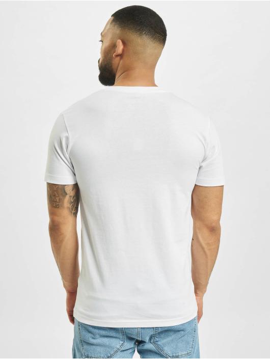 Mister Tee Camiseta Employee blanco