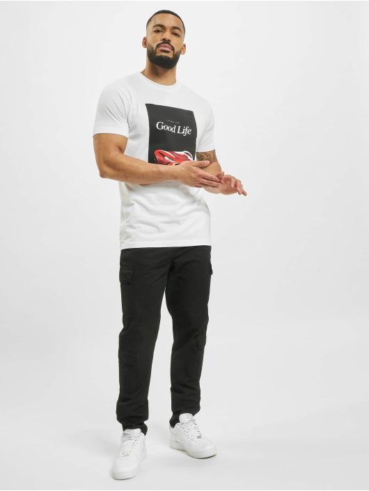 Mister Tee Camiseta Good Life blanco