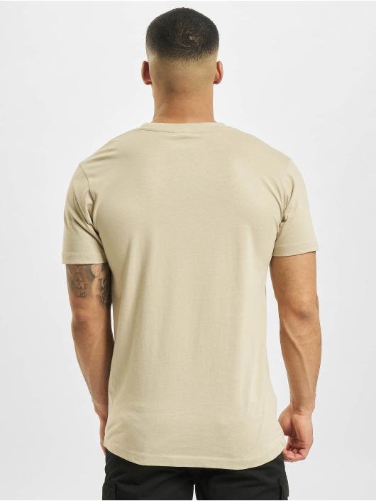 Mister Tee Camiseta Laugh Now caqui