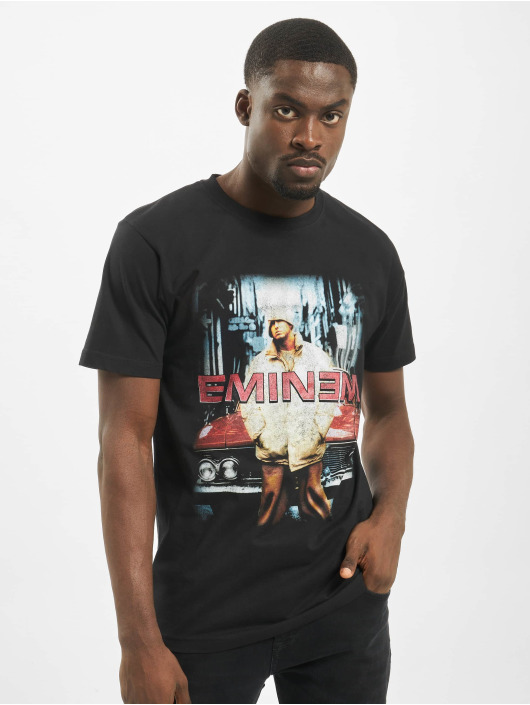Mister Tee Camiseta Eminem Retro Car negro