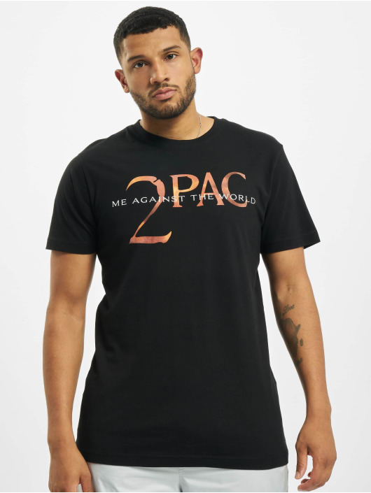 Mister Tee Camiseta 2pac Matw Tracklist negro
