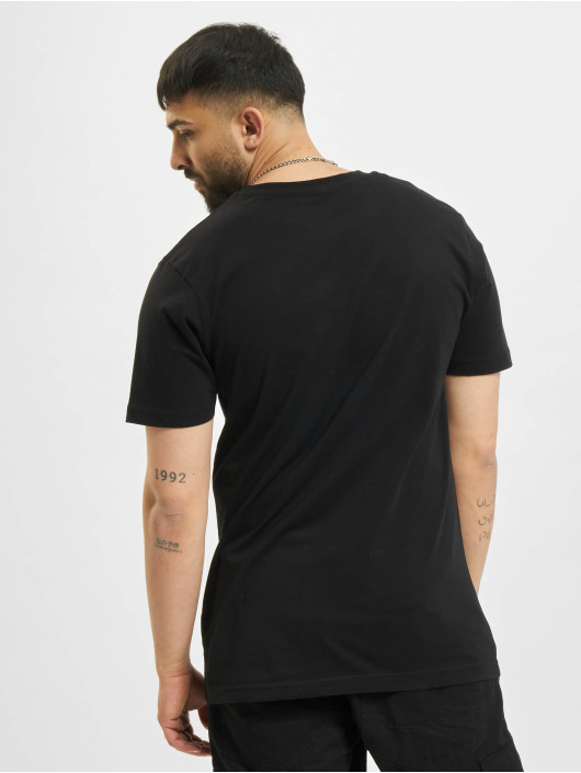 Mister Tee Camiseta Cooling negro
