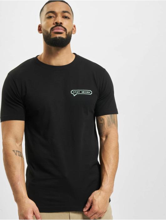 Mister Tee Camiseta Stay Weird negro