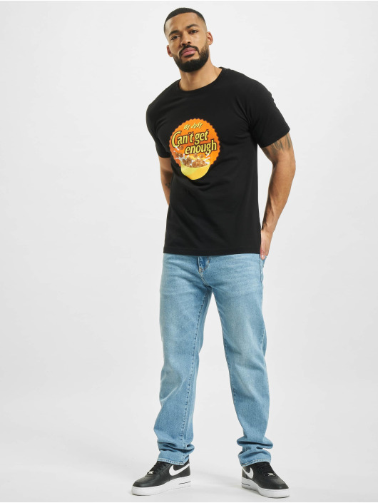 Mister Tee Camiseta Can´t Get Enough negro