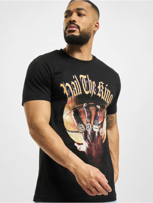 Mister Tee Camiseta Hail The King negro