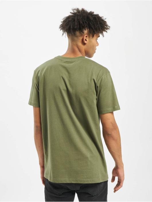 Mister Tee Camiseta NASA oliva