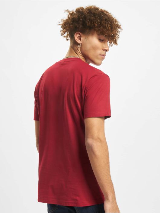 Mister Tee Camiseta Off Emb rojo