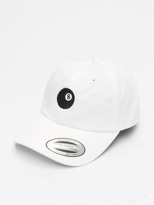 11a4a4ca5a Mister Tee | Bullet Dad blanc Casquette Snapback & Strapback 608458