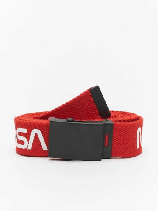 Mister Tee Cinturón NASA Belt 2-Pack Extra Long negro