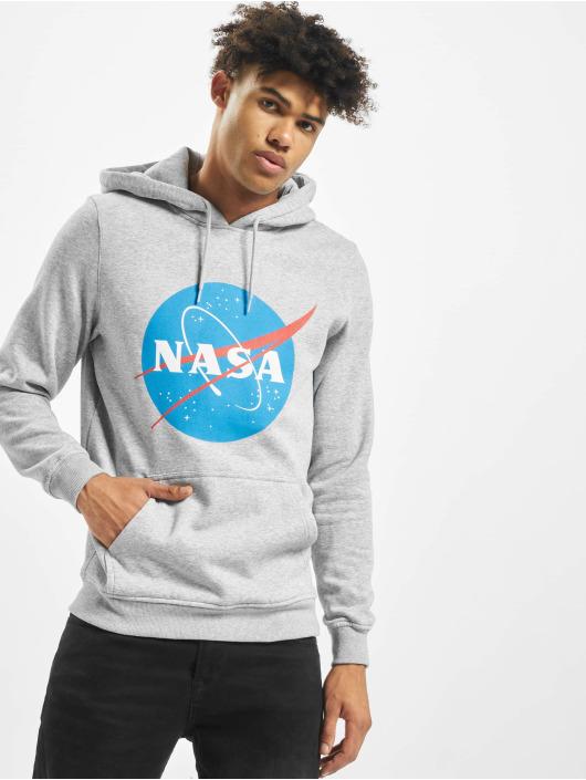 Mister Tee Hoodie NASA grey