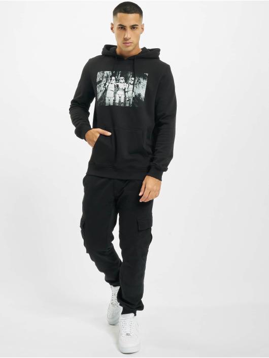 Mister Tee Hoody Stormtrooper Rap schwarz