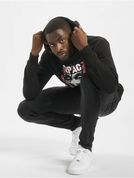 Mister Tee Hoody Tupac Boxed In schwarz