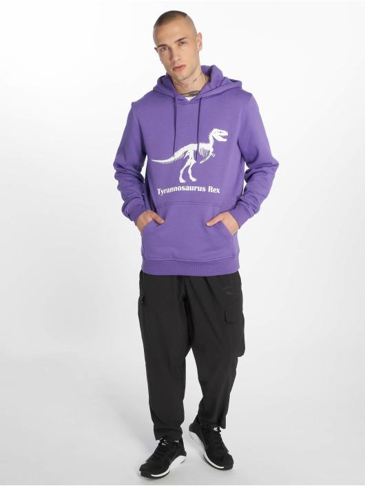Mister Tee Hoody T-Rex violet