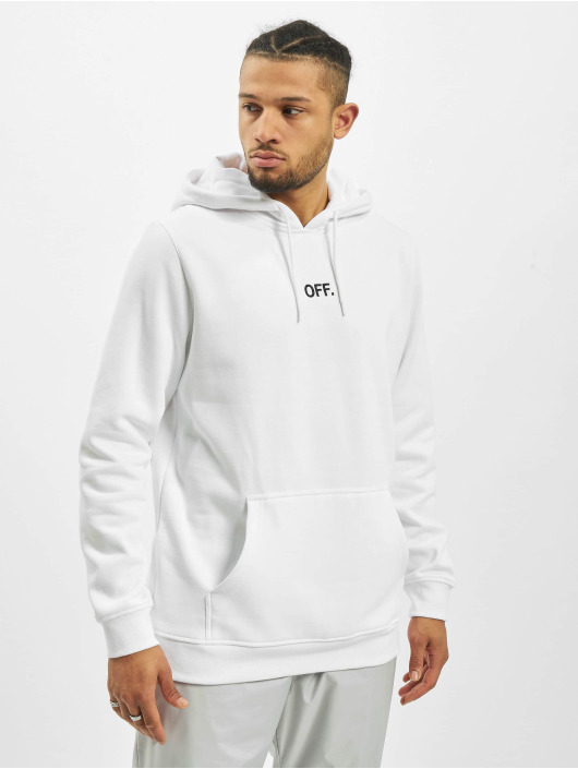 Mister Tee Hoody Off wit