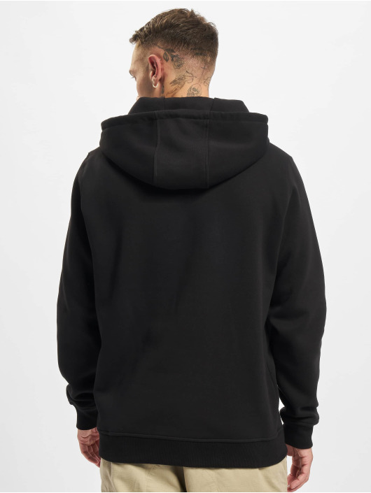 Mister Tee Hoody Can´t Tell Me Nothing zwart