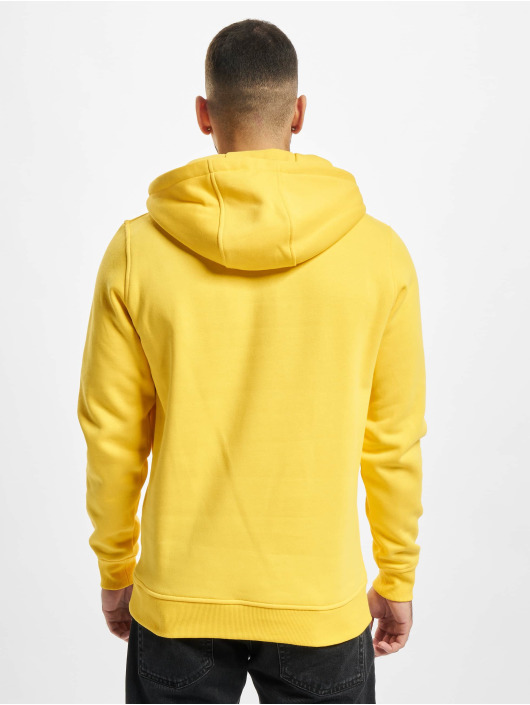 Mister Tee Hupparit Pray keltainen