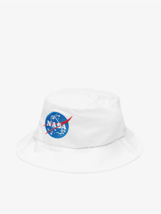 Mister Tee Hut Nasa weiß
