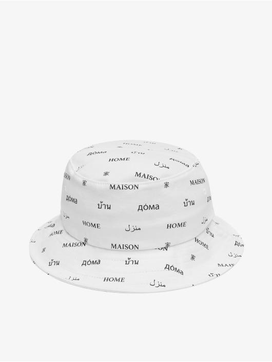 Mister Tee Hut Maison weiß