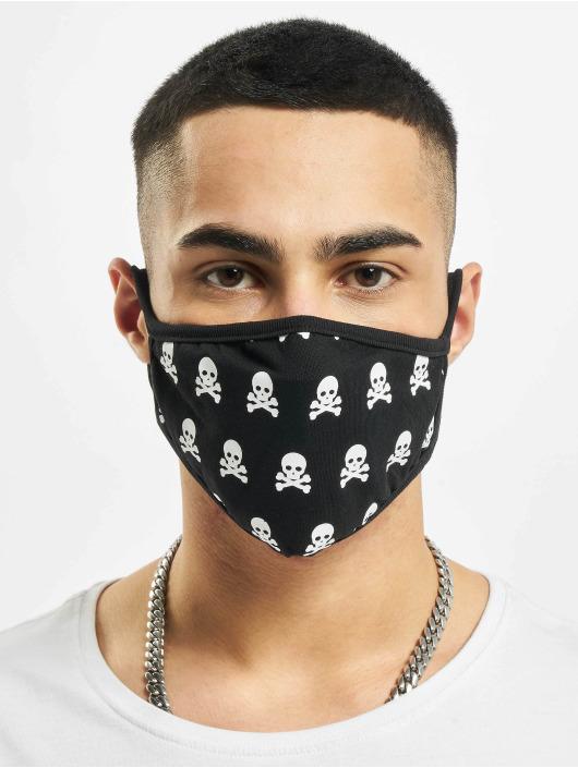 Mister Tee Iné Skull Face Mask èierna