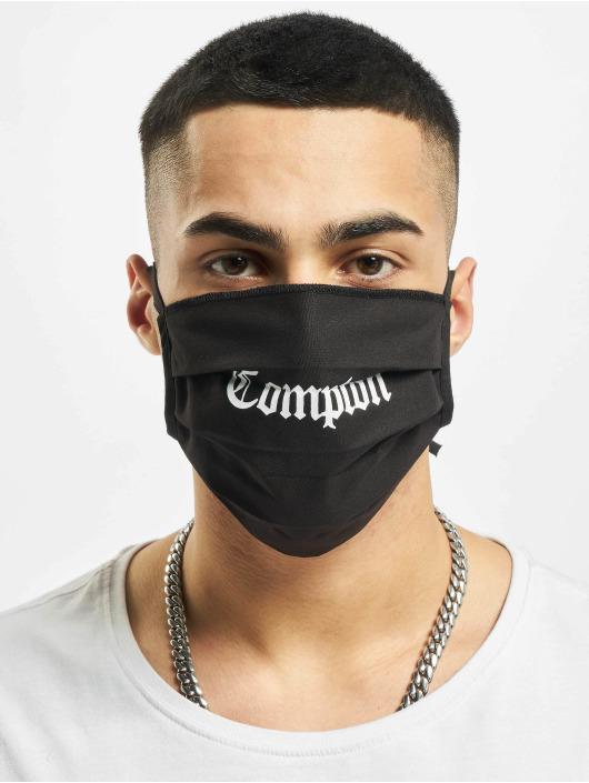 Mister Tee Iné Compton Face Mask 2-Pack èierna