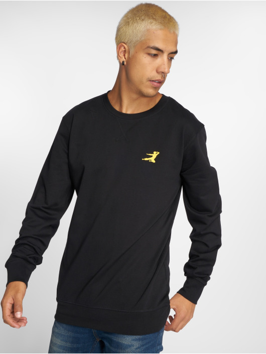 Mister Tee Jumper Bruce Lee Logo black