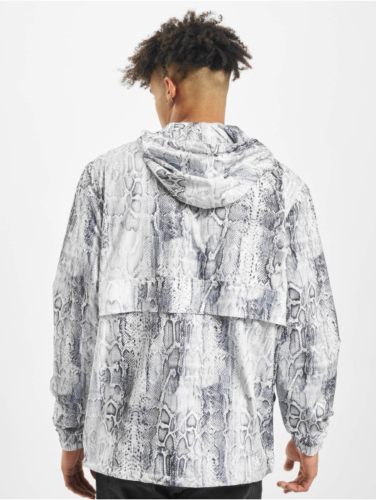 Mister Tee Lightweight Jacket Snake grey
