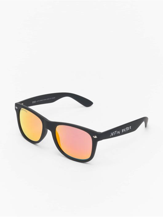 Mister Tee Lunettes de soleil Justin Bieber Sunglasses Mt noir