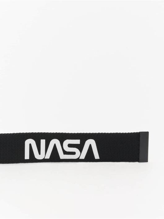 Mister Tee Paski NASA czarny