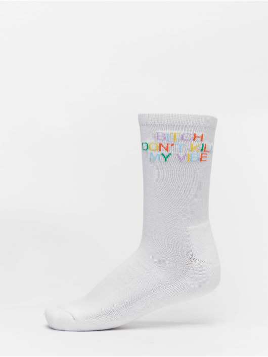Mister Tee Ponožky Dont Kill 3 Pack èierna