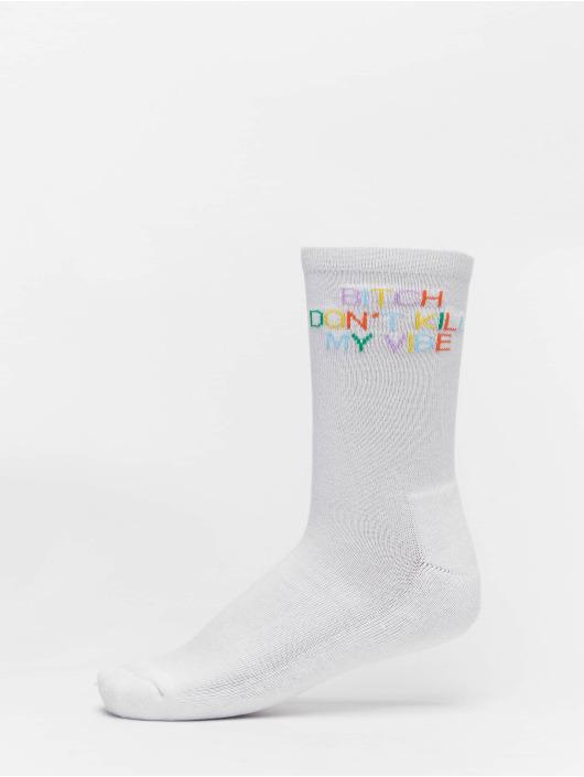 Mister Tee Ponožky Dont Kill 3 Pack čern