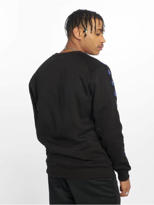 Mister Tee Pullover Nasa Insignia Tape black