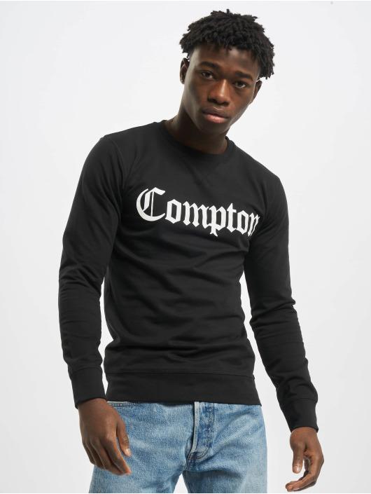 Mister Tee Pullover Compton schwarz