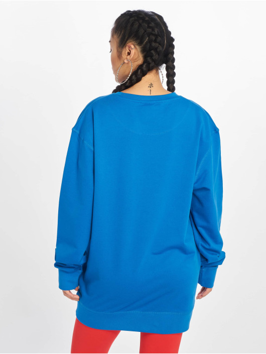 Mister Tee Pulóvre Virtual Girl modrá