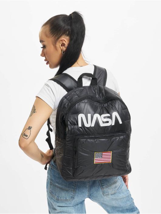 Mister Tee Sac à Dos NASA noir
