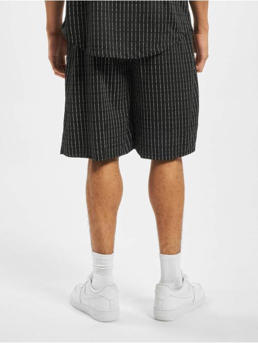 Mister Tee Shorts Fuckyou Mesh nero