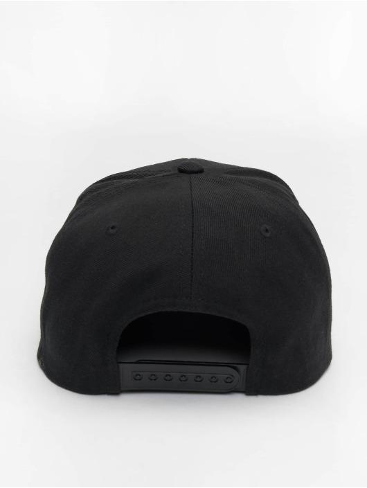 Mister Tee Snapback Cap 99plys black
