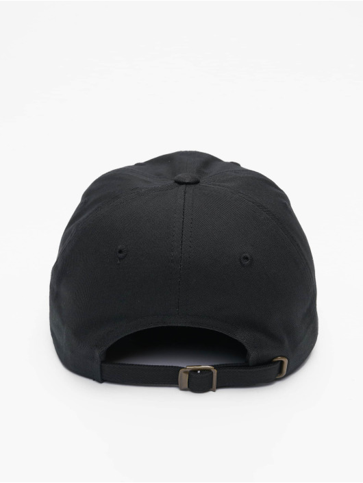 Mister Tee Snapback Cap Stay Home Emb black
