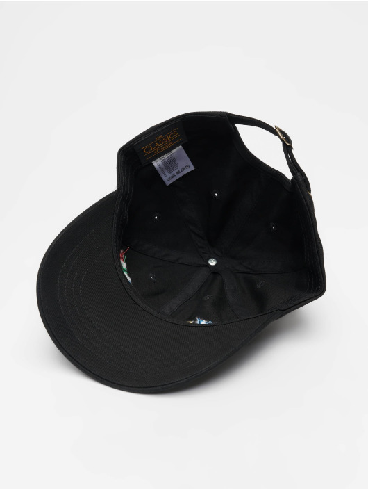 Mister Tee snapback cap Fuck This Dad zwart