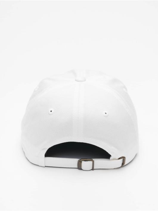 Mister Tee Snapback Caps Stay Home Emb bílý