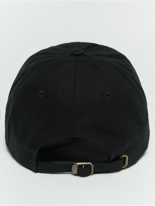 Mister Tee Snapback Caps Deal With It Dad czarny