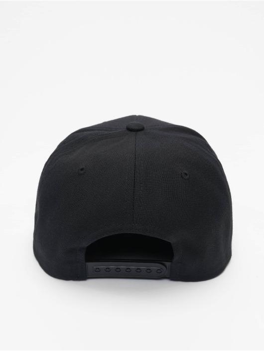 Mister Tee Snapback Caps Long Beach musta