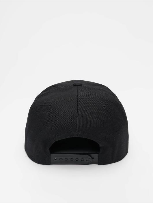 Mister Tee Snapback Caps Khalas svart
