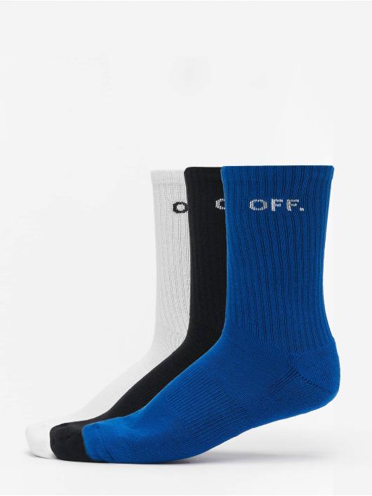 Mister Tee Socken Off blau