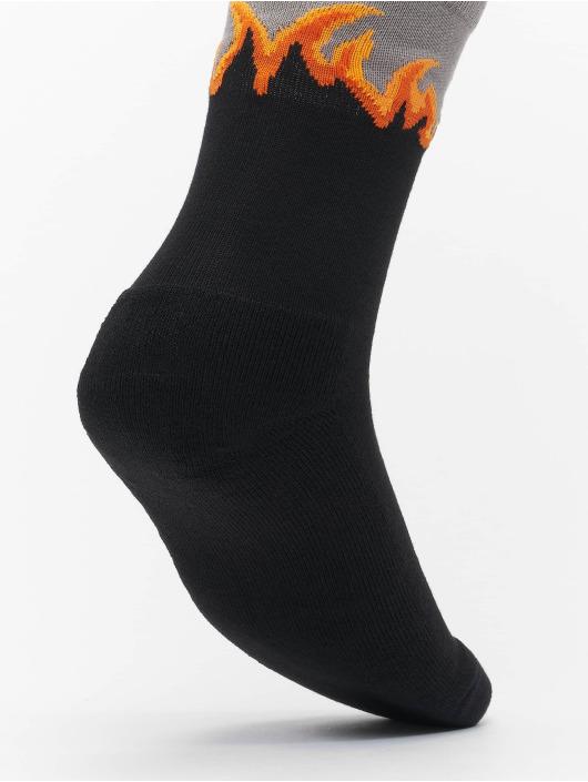 Mister Tee Socken Long Flame rot