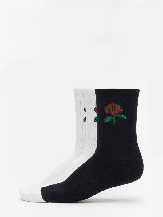 Mister Tee Socks Rose 3-Pack white