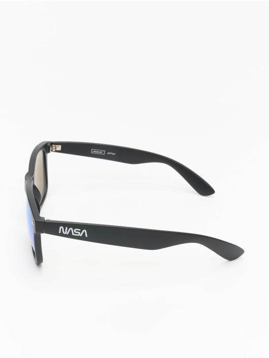 Mister Tee Sonnenbrille NASA schwarz
