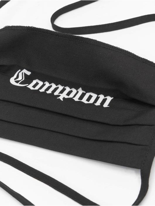 Mister Tee Sonstige Compton Face Mask 2-Pack schwarz